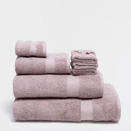 Lavender premium quality towel