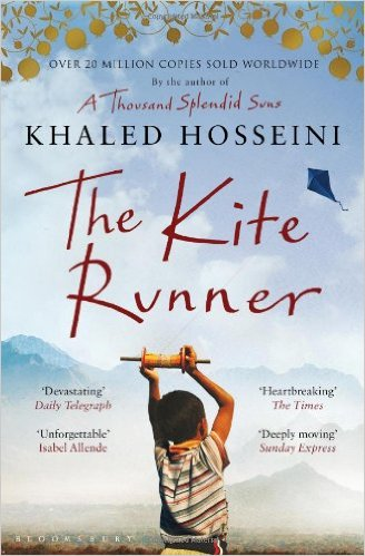 My Home With a View Reading List: The Kite Runner, Khaled Hosseini